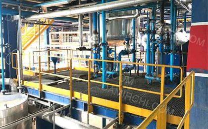خط تولید روغن