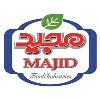 لوگو صنایع غذایی مجید