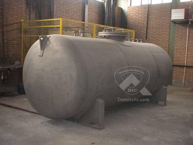 مخزن ذخیره گاز